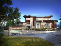 Malahat Custom Dream Home Design
