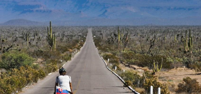 Cycling Baja California – video