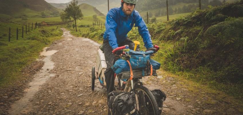 Bikepacking Colombia: Rain, sweat and crazy roads VIDEO