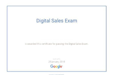 Digital-Sales-Certification