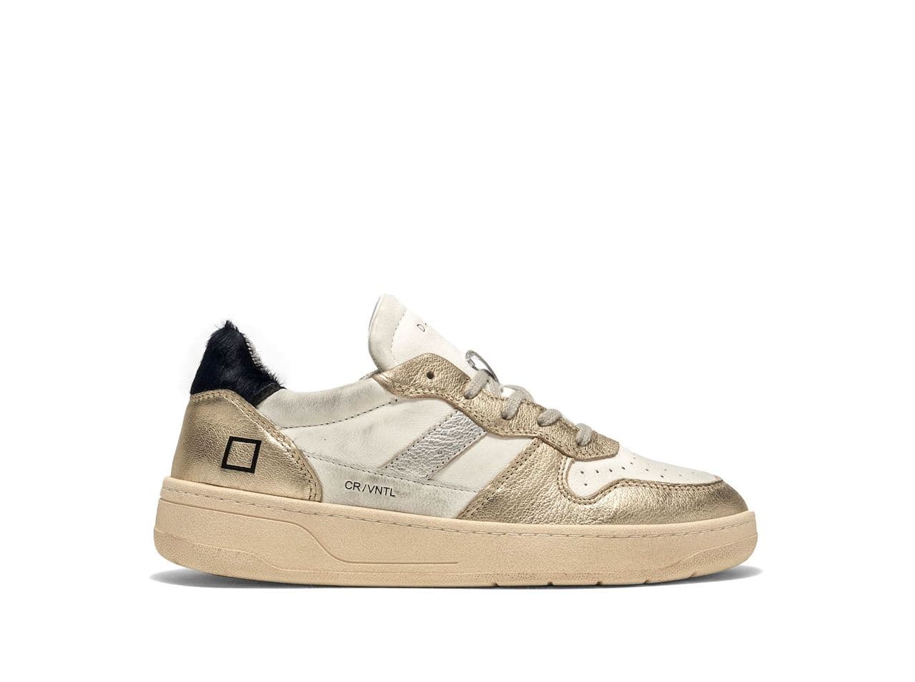 D.A.T.E. - COURT 2.0 VINTAGE LAMINATED PLATINO