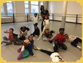 New York Junior League and Boys & Girls Club with Marcia Meade 11/23/19