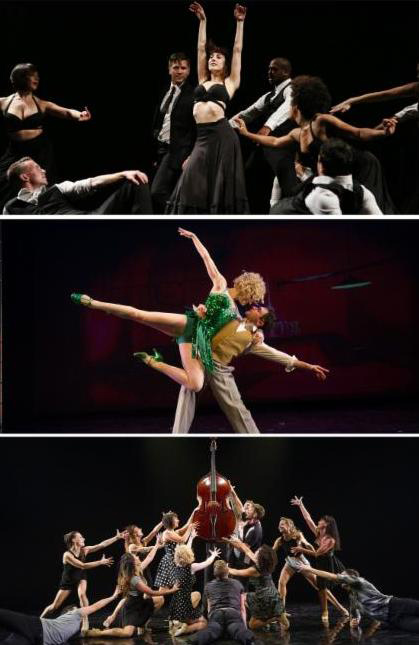 American Dance Machine Rep classes