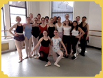 Cobequid Dance Academy with Tomiko Magario 5/17/19