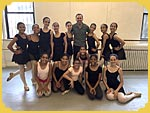 Conservatorio de Danzas with Andrew Black 7/8/16