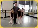 Effie Nanas School Of Classical Ballet with Davis Robertson 4/18/19