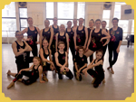 Dance Travel-The Theatre Factory with Plu Sayampol 4/8/19