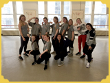 Kaleidoscope Adventures-Hyde Park Prancers with Melissa Ramos 2/16/20