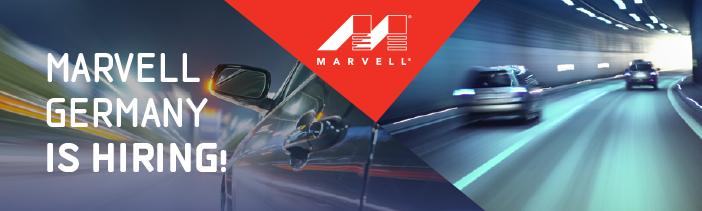 Senior Automotive Field Application Engineer - Job bei Marvell ...