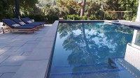Square Modular Pool Coping, Concrete Pool Coping