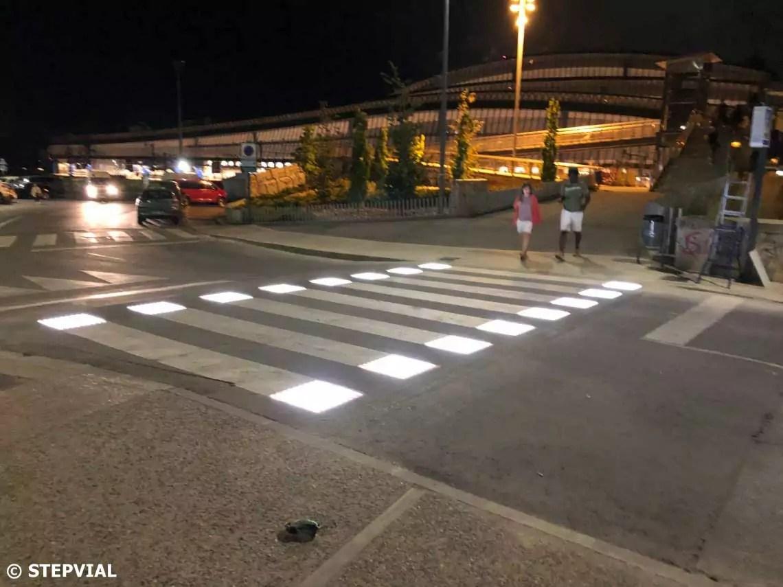 Smart Pedestrian Crossing in Lleida