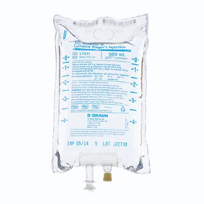 Guide To Intravenous Fluids: 5% Dextrose In Lactated ...