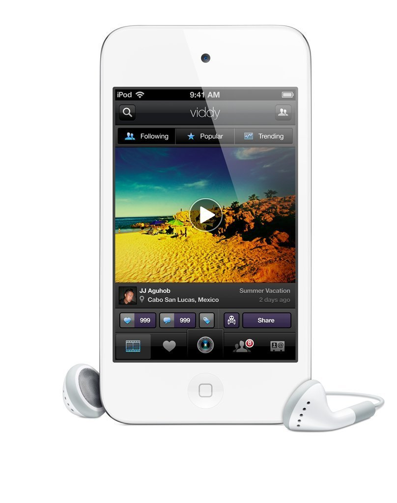 Apple iPod touch 4G MP3-Player