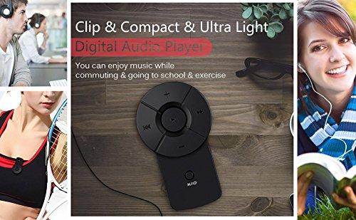 Clip Sport MP3 Player, Ultra Light & Lossless