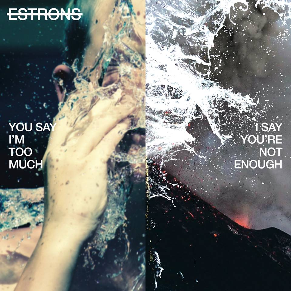 Image result for estrons album artwork