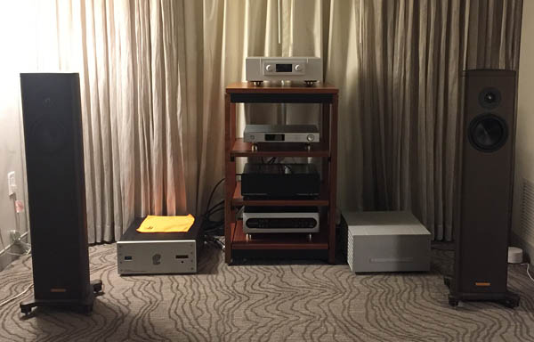 Jana's Final Rooms at the Denver Show | Stereophile.com