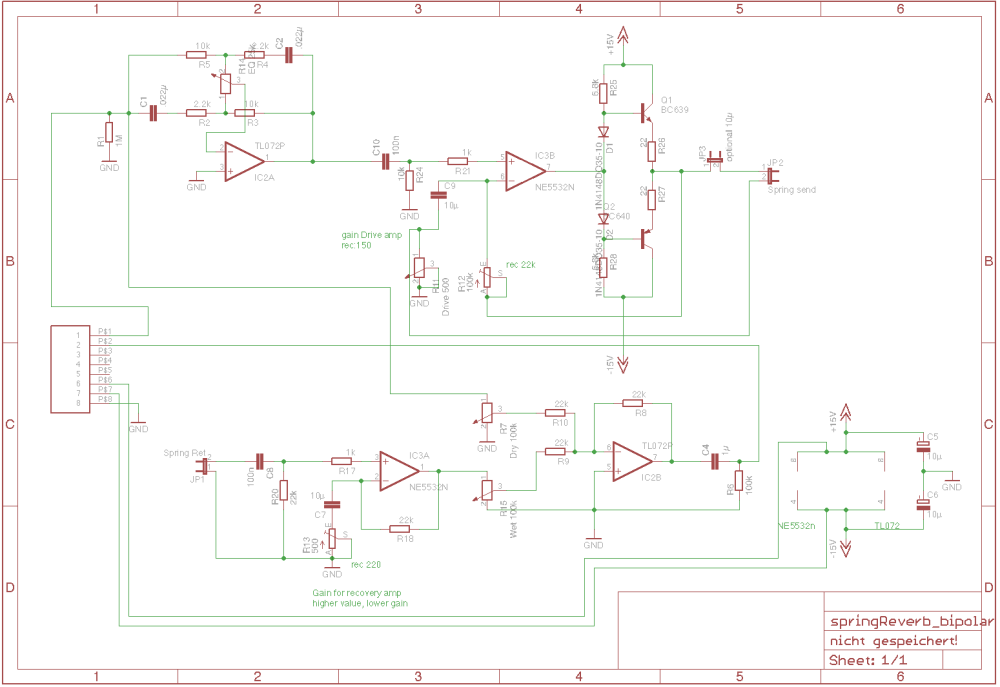 medium resolution of i also made his more advanced scheme on a pcb for comparison purposes