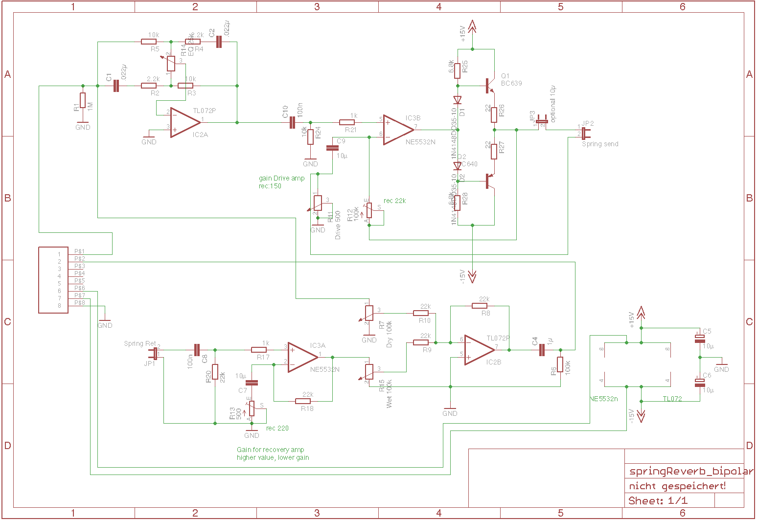 hight resolution of i also made his more advanced scheme on a pcb for comparison purposes