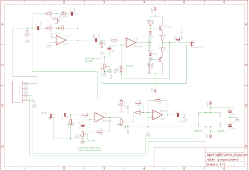 small resolution of i also made his more advanced scheme on a pcb for comparison purposes