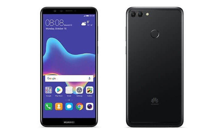 huawei_Y9 Huawei Y9 (2018) offiziell vorgestellt Google Android Huawei Smartphones Software