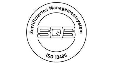 Erfolgreiches Rezertifizierungsausdit nach EN ISO 13485:2016