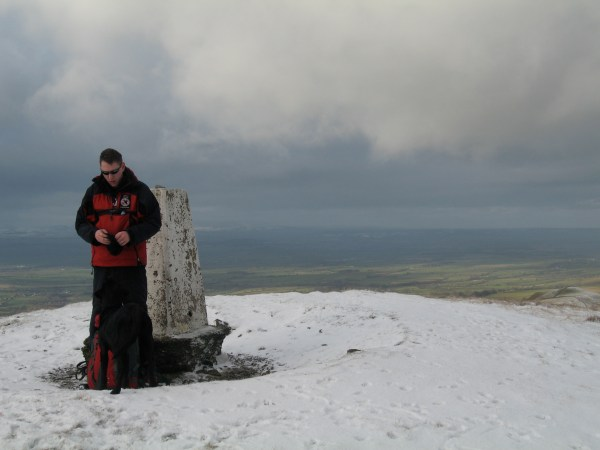 Jono and N.U.T. on Murton Pike