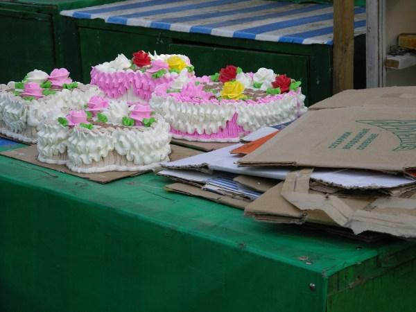 Uzbeki Cake