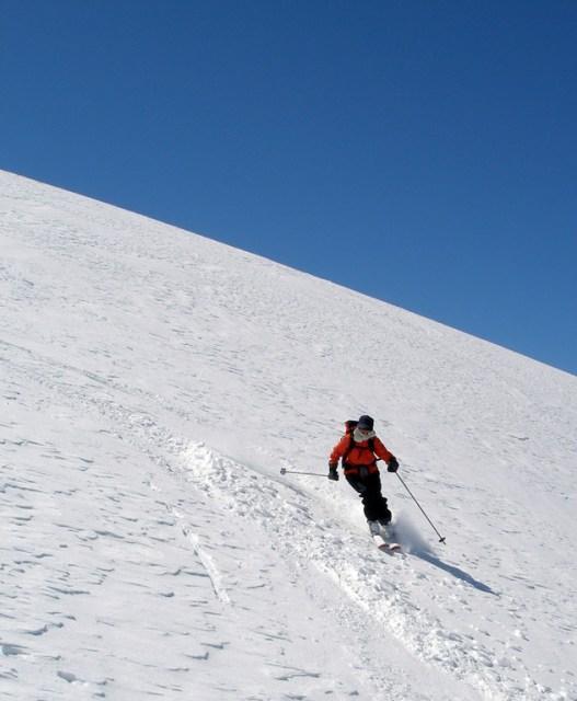 Bev Skiing