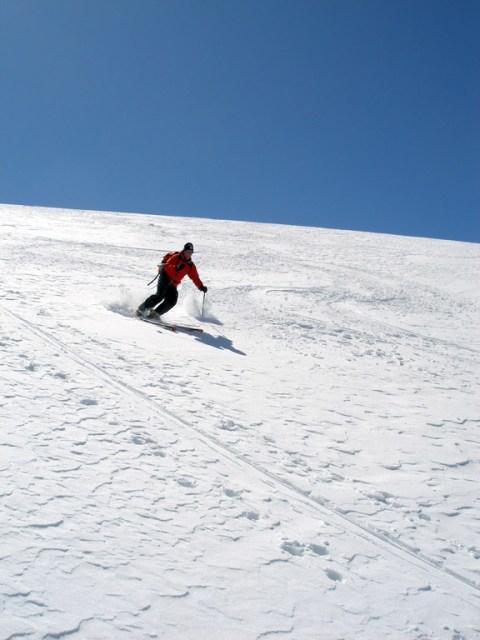 Rob Skiing