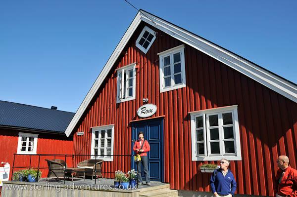 Nord Norsk Klatre Skole accommodation