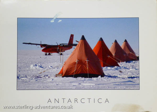 Antarctic Postcard