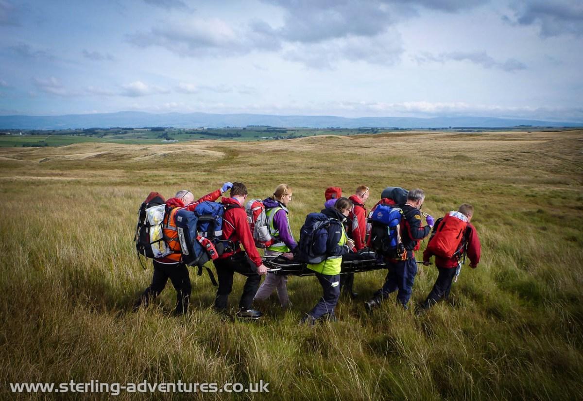 East Cumbria Search Panel