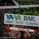 The noisy Ya Ya bar!