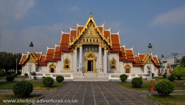 The Marble Temple - Wat Benchamabophit