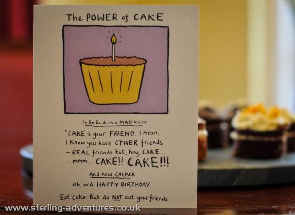 """Cake!"""