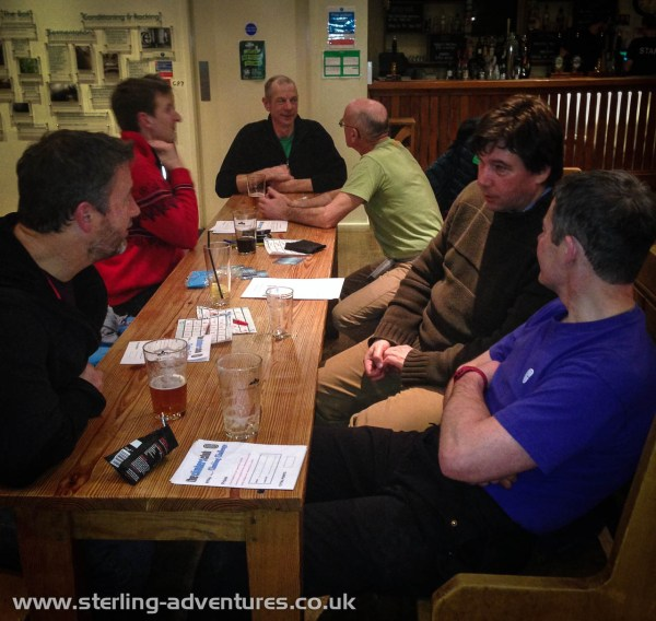 The President's quiz at Hawkshead Brewery in Staveley