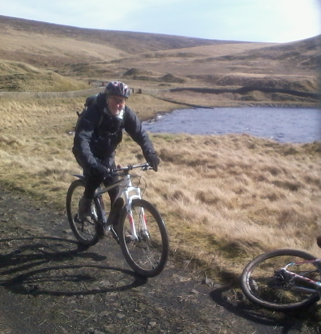 West Pennine Moors Mountain Biking
