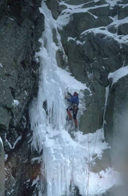 Inaccessible Gully