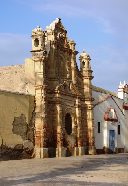 Architecture in Lambayeque