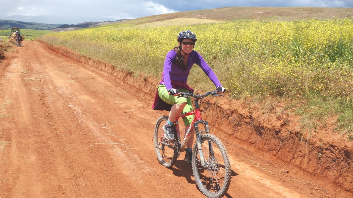 Mountain Biking – Moray and Maras