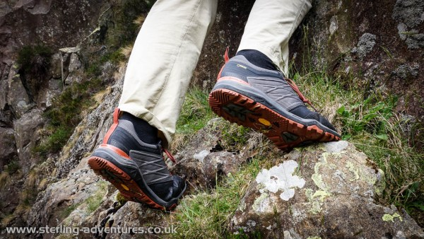 The North Face Mens Ultra Fastback II Shoes