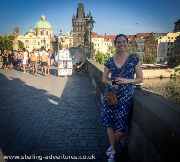 Charles Bridge or the Karlův Most