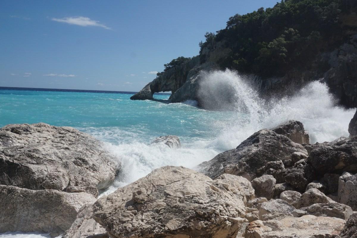 The Wild Blue of Sardinia