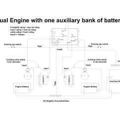 Battery Isolator Wiring Diagram Photocell Switch Diagrams And Literature For Pro Charge Ultra Marine