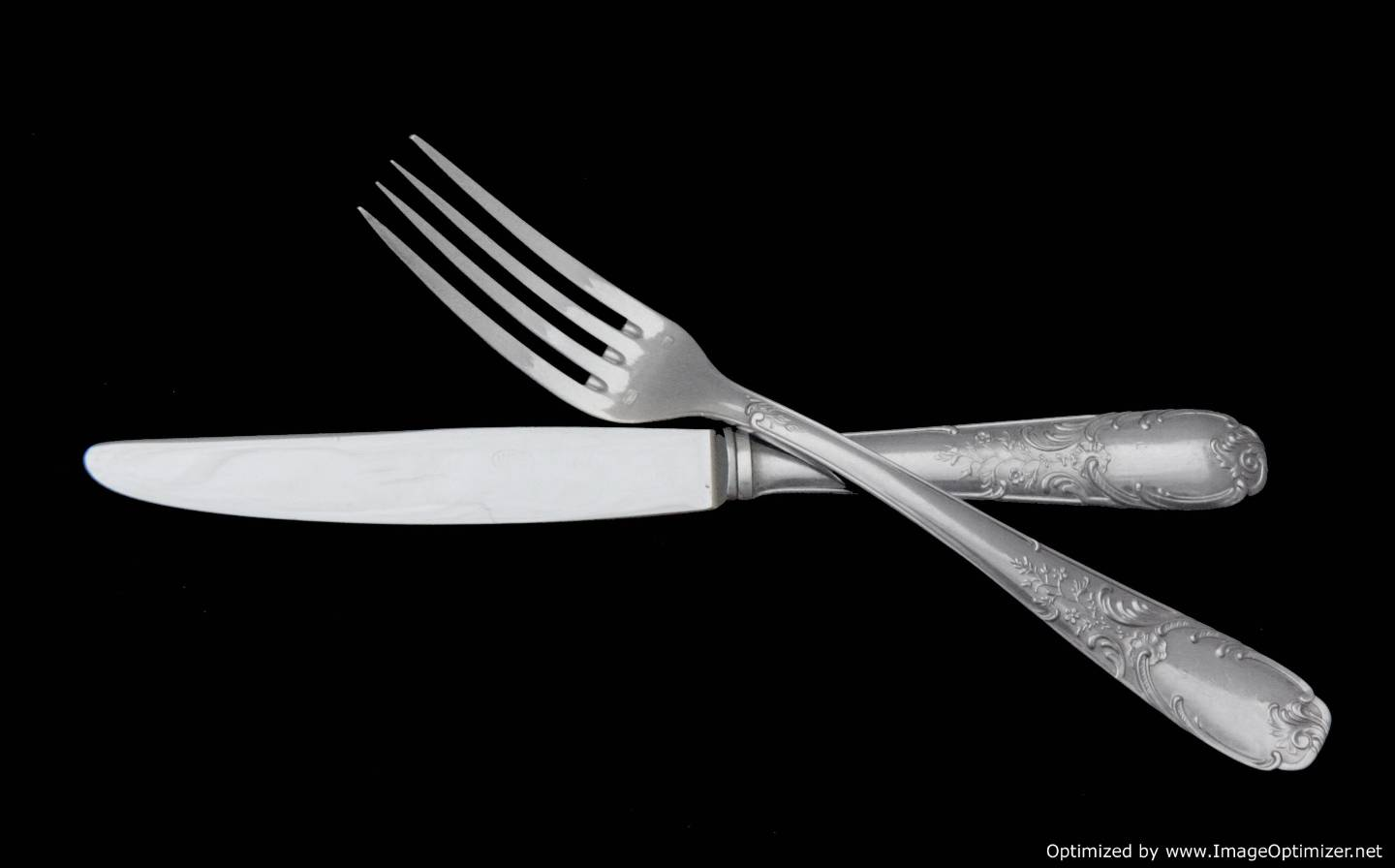 Tablespoon And Fork