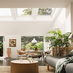 Living Room Extension Pictures Accent Chairs For Contemporary Home Extensions To Loft Conversions All You Need Know With Velux Roof Window Sterlingbuild