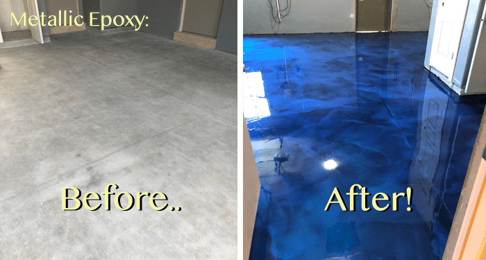 Epoxy Flooring Services Gallery Palm Beach FL
