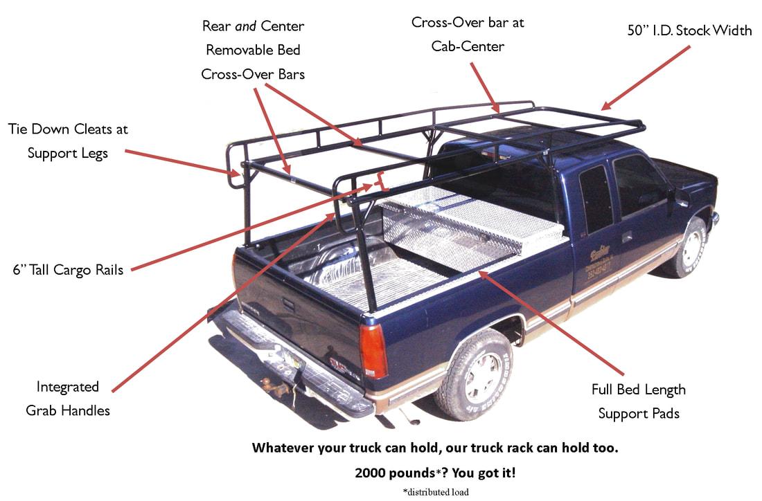 truck utility racks