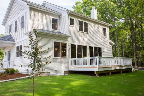 Burlington Vermont Suburban Neighborhoods