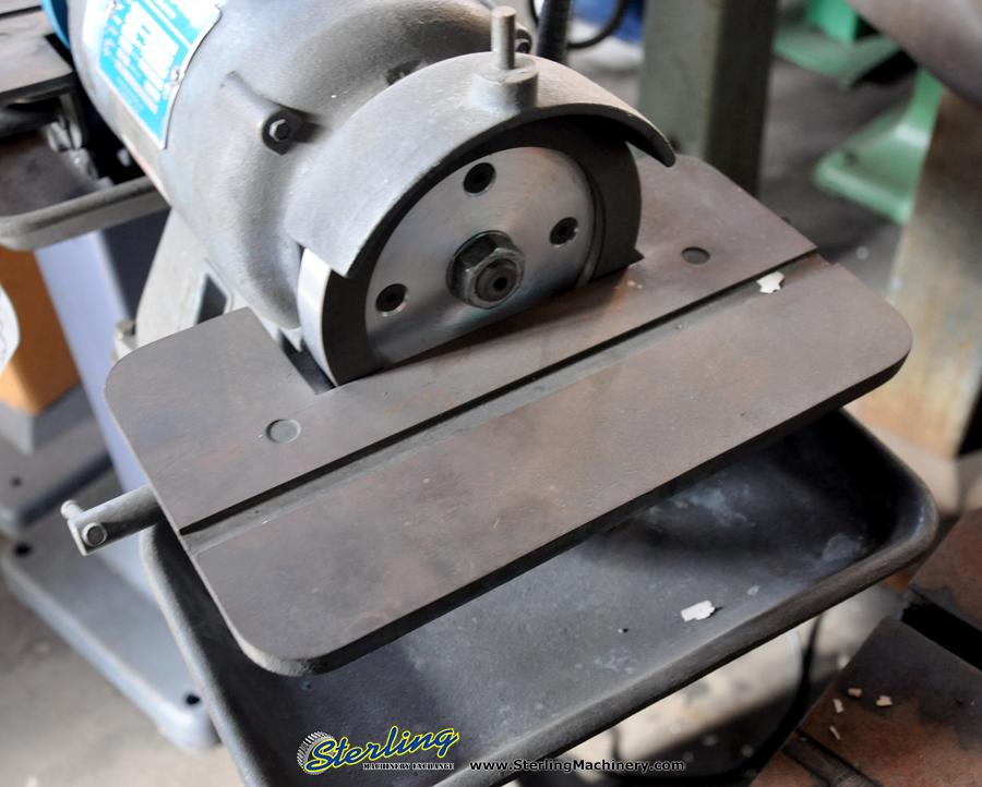 Used Baldor Carbide Tool Grinder - Pedestal Type & Polishers - Grinders Sterling Machinery